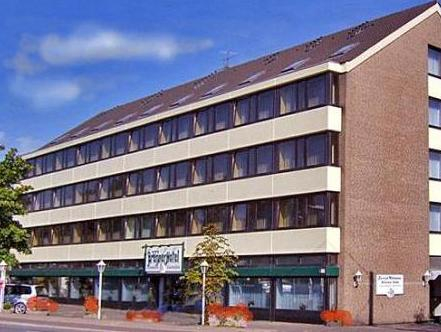 Brenner Hotel, Bielefeld