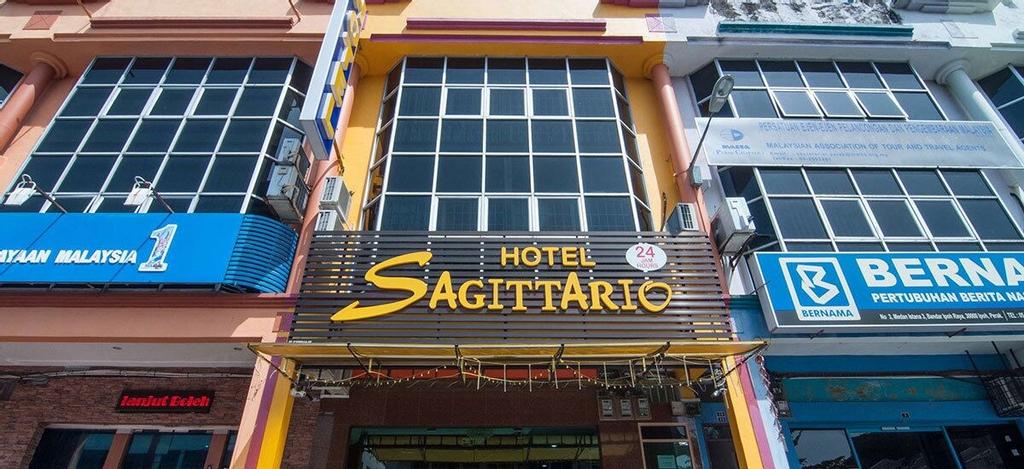 Hotel Sagittario, Kinta
