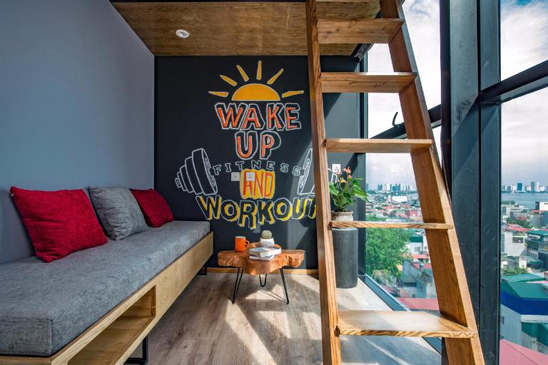 Sports without limits -Single Room with Loft, Ba Đình