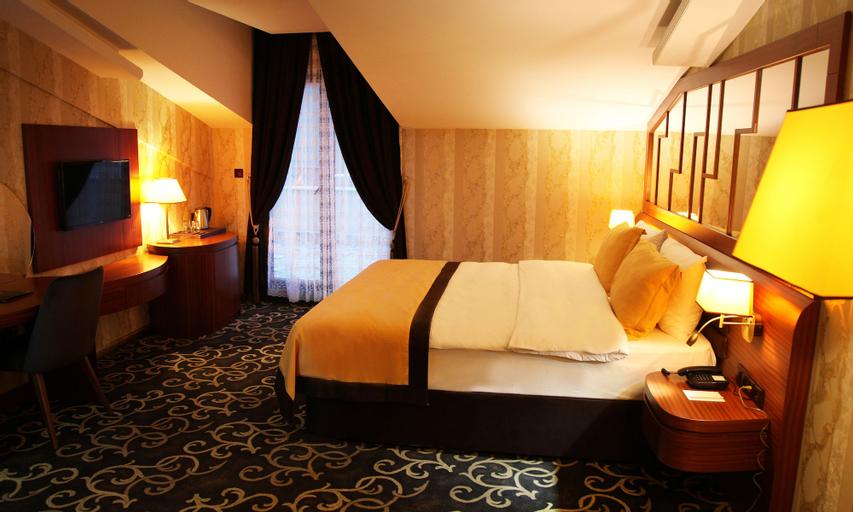 Grand Vuslat Hotel, Merkez