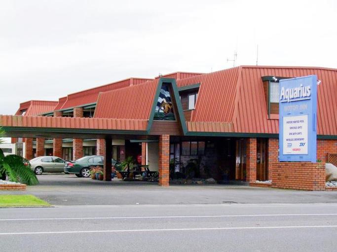 The Aquarius Motor Inn, Hamilton