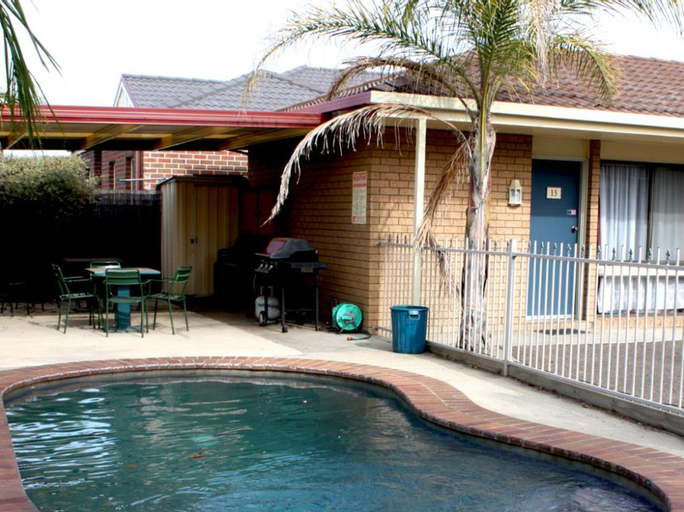 Country Home Motor Inn, Gr. Shepparton - Pt A