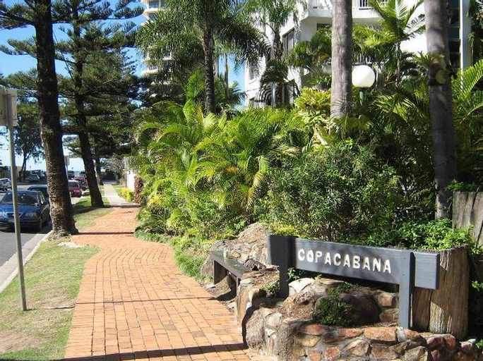 Copacabana Holiday Apartments, Surfers Paradise