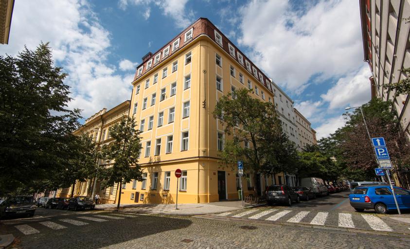 Hotel Orion, Praha 2
