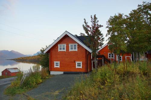 Aaroybukt Guesthouse, Lyngen