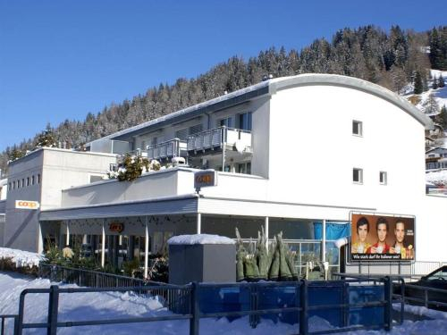 Apartment Ferienwohnung Saelens, Plessur