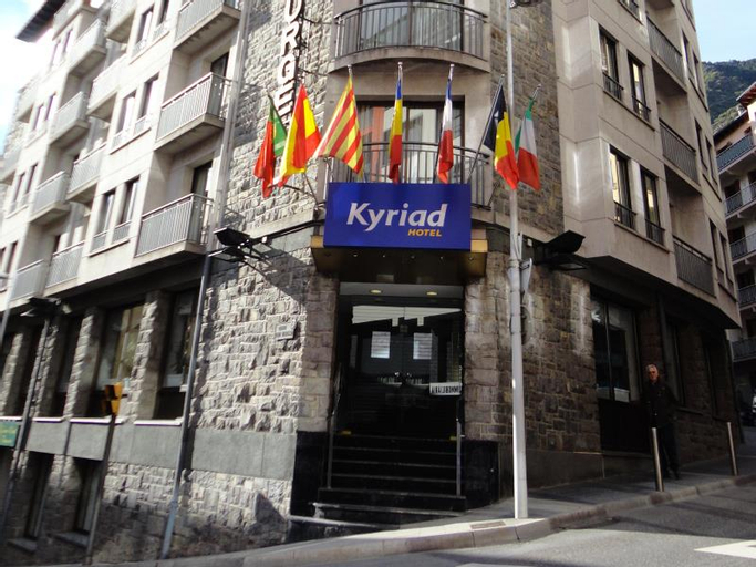 Kyriad Andorra Comtes d'Urgell,