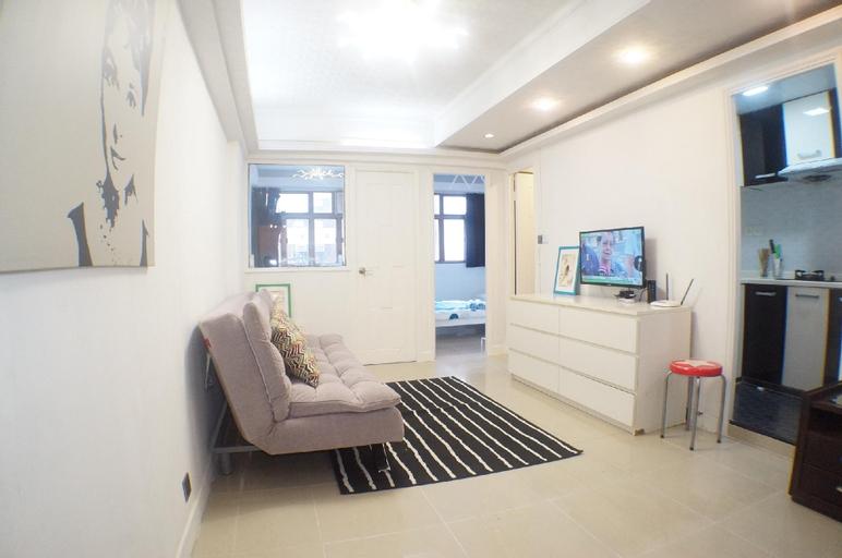 City Center Modern 3 Bedrooms apart up to 8ppl H7, Yau Tsim Mong
