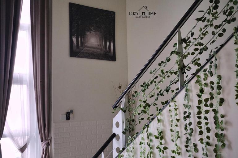 Cozy Home @ The Scott Garden, Kuala Lumpur