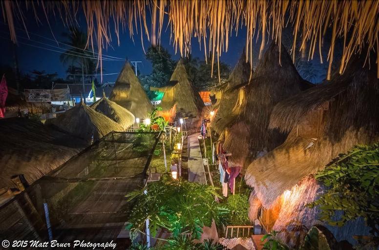 FANTASTIC HOSTEL GILI, Lombok