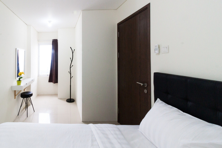 2 Bedrooms Apartment with Ancol Sea View By Travelio, North Jakarta