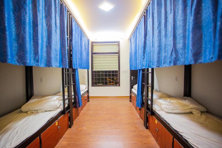 Bed in dorm (8-bed mixed) - Nana Homestay Hue, Huế