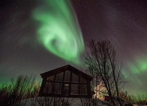 Aroya View Cabins, Lyngen