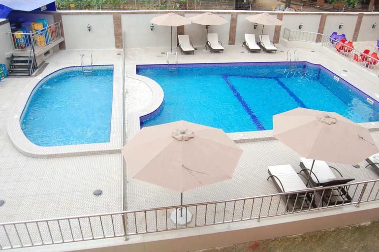 Hotel Du Golf, Aba North