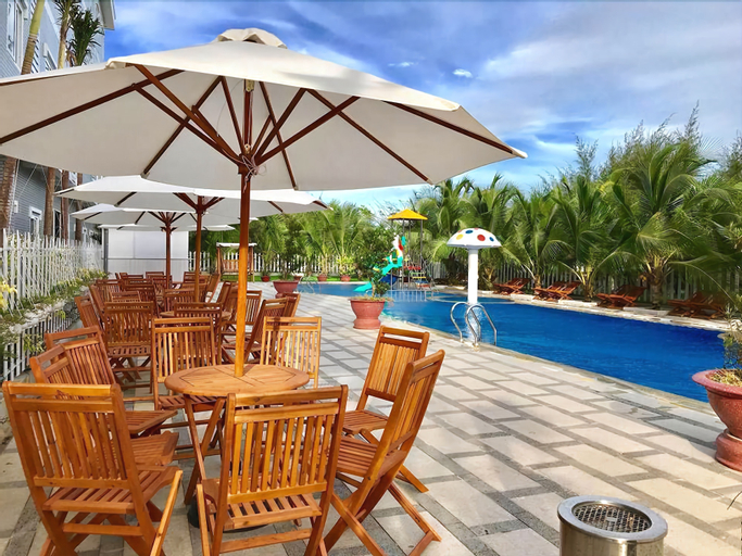 Oceanward Hotels & Resorts, Đất Đỏ