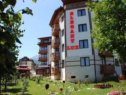 Hotel Elegant Lux, Bansko