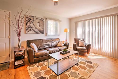 Renovated Carson City Duplex with Backyard & Patio, Carson City