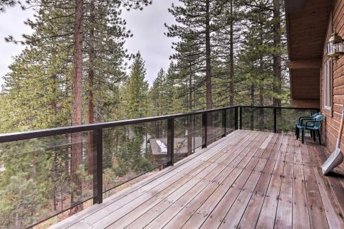 Home with Mtn Views-1 Mi to Ski LiftsandIncline Village!, Washoe