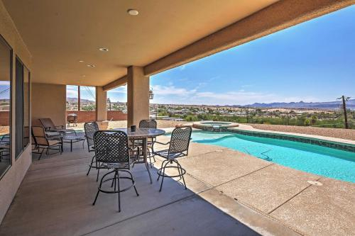 Lake Havasu City Retreat with Views & Private Pool!, Mohave