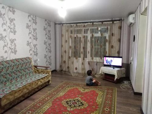 Квартира 3-х комнатная, Gagra