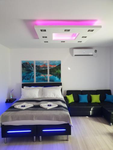 Smaragd apartman, Pécs