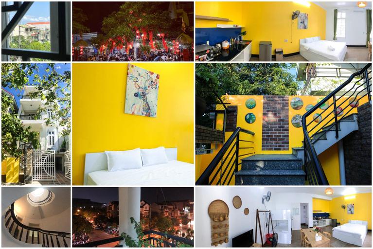 #31-A modern studio in a western-styled villa 50m2, Huế