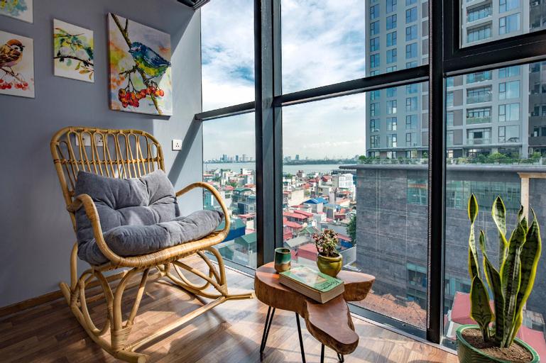 Chip's house. Piping's - Single Room with Loft, Ba Đình