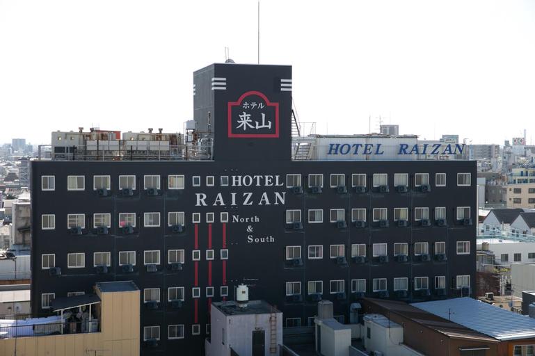 Hotel Raizan South South Namba, Osaka