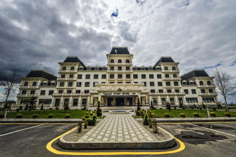 Qafqaz Sport Resort Hotel, Qəbələ