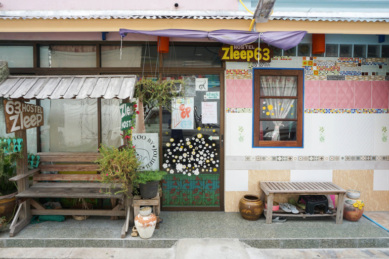 ZLEEP63 Hostel, Don Muang