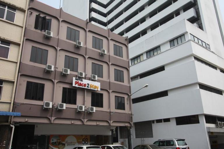 Place2Stay - Riverside, Kuching