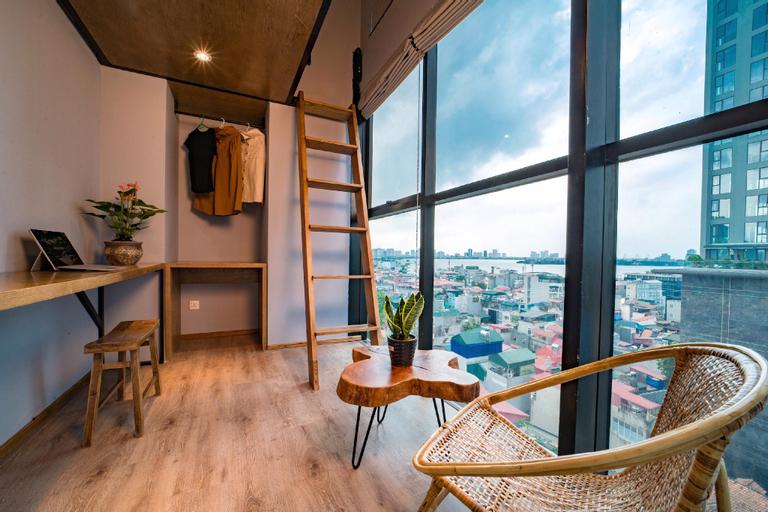 Chip's house. Morning kiss - Single Room with Loft, Ba Đình