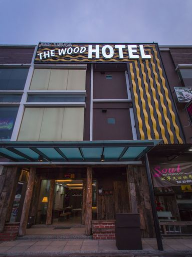 The Wood Hotel, Johor Bahru