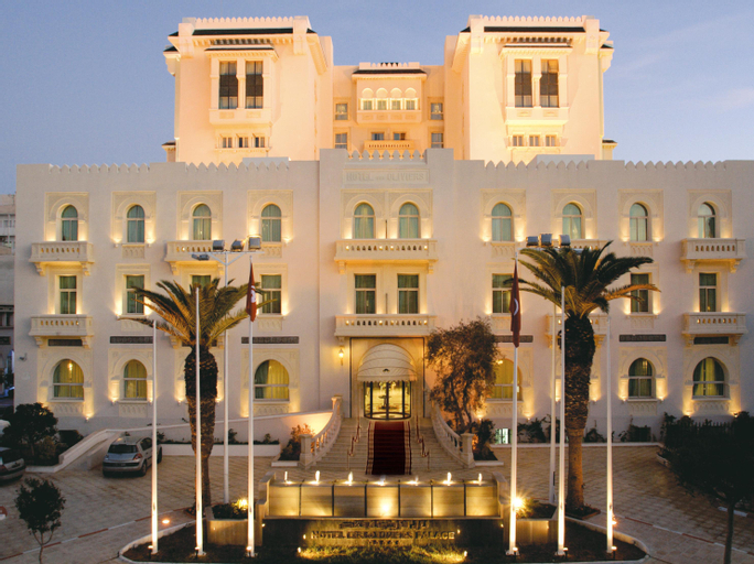 Les Oliviers Palace Hotel, Sfax Ouest
