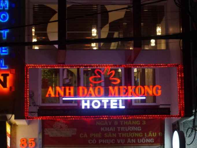 Anh Dao Mekong Hotel, Ninh Kiều