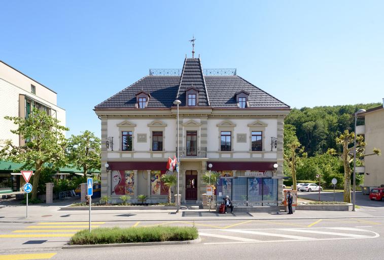 Villa Linde, Wasseramt
