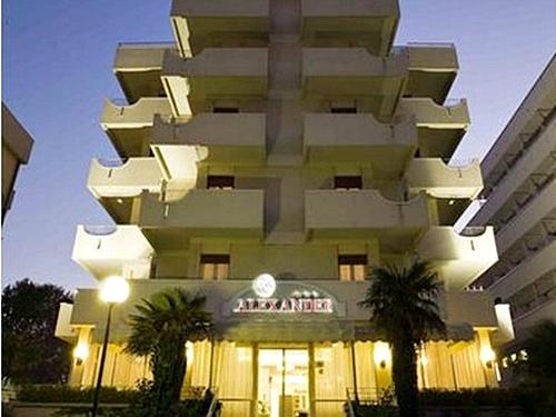 Hotel Alexander, Rimini