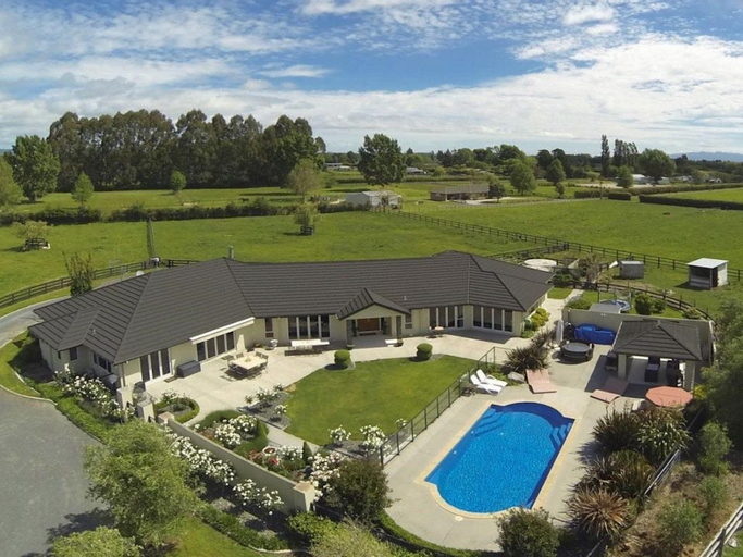 Grasslands Bed & Breakfast, Waipa