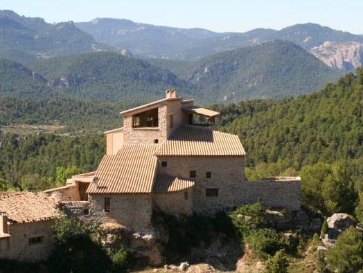 Hotel Mas de la Serra, Teruel