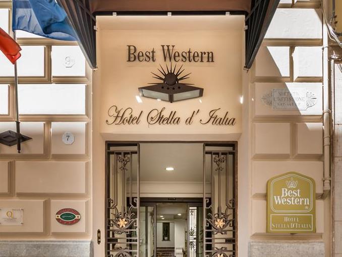 Best Western Hotel Stella D'Italia, Trapani