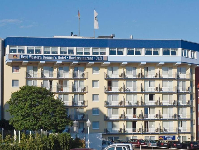 Best Western Donner's Hotel & Spa, Cuxhaven