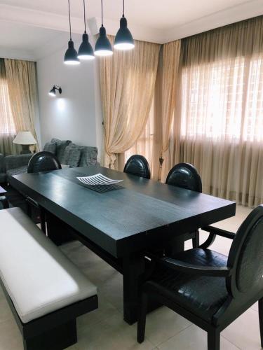 Luxury duplex apartment In Hay Riad, Skhirate-Témara