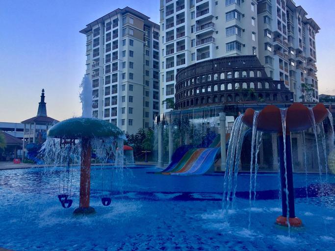 Amari Lagoon Park Resort - Studio, Kota Melaka