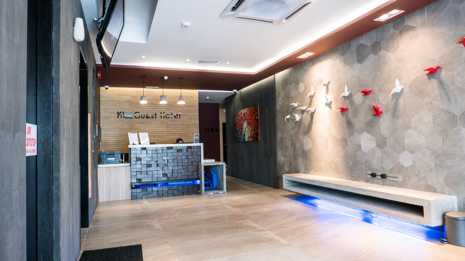 KL Guest Hotel, Kuala Lumpur
