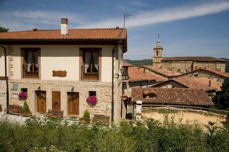 Casa Rural Gaztelubidea, Álava