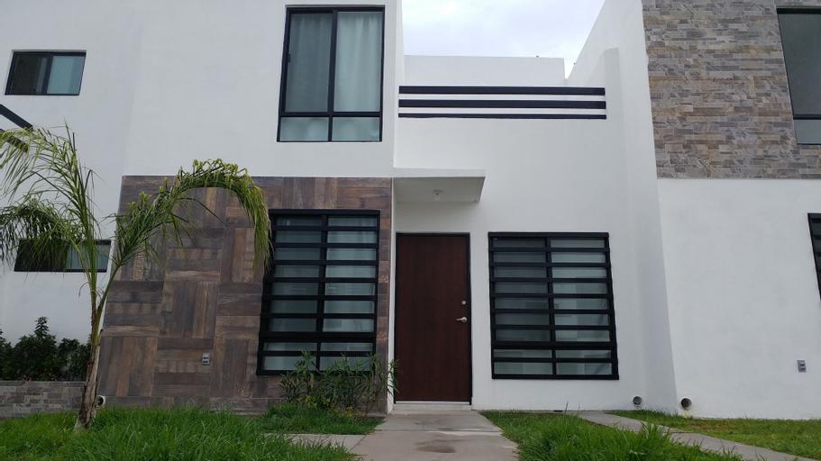 Casa Barbelo, San Luis Potosí