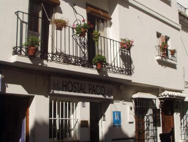 Hostal Paco, Málaga