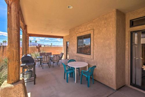 Lake Havasu City Duplex 1 6 Mi to London Bridge!, Mohave