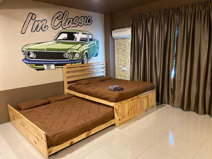 Classic Family Bed&Breakfast Room, Kinta