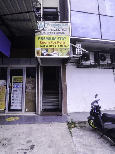 OYO 44017 LC Premium Stay, Kuching
